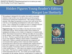 Hidden Figures Reading Quizzes