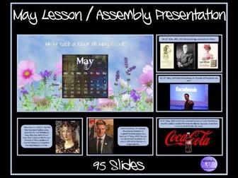 May  Presentation