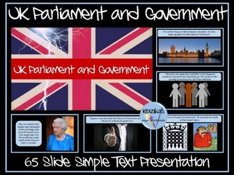 Government and Parliament