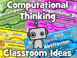 Computational Thinking Posters: Classroom Ideas!