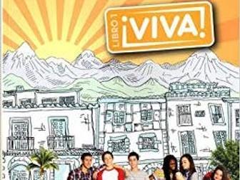 Year 7 Spanish - Whole Lesson - Week 1 - Lesson 2 - Viva 1 - Module 2 - Mi Tiempo Libre - Free Time