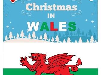 Christmas around the world WALES