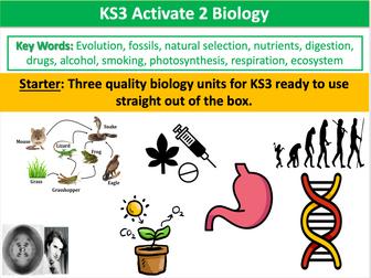 KS3 Activate 2 Biology
