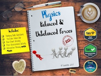 Forces: Balanced and Unbalanced Force