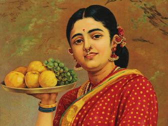 The Life and Art of Raja Ravi Varma #googlearts