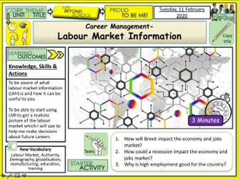 Labour Market Information - Careers