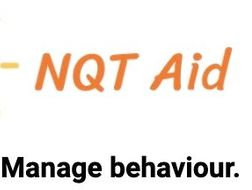NQTs: How to...Manage Behaviour
