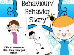 Social Story - Behaviours, Behaviors