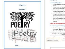 exploring modern poetry an introduction to poetry for ks3 whole unit by simirai teaching. Black Bedroom Furniture Sets. Home Design Ideas