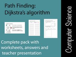 Dijkstra's Algorithm for Computer Science
