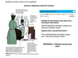 Edexcel 9-1 Environment Study Workbook - Trenches British Western Front