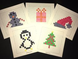 Mystery Christmas (grid square) puzzles and quiz