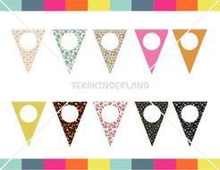 TeKa-Kinderland_Spring-Triangle-Bunting-Banner-Editable.ppt