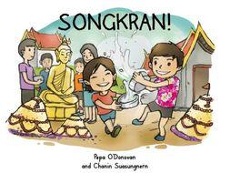 SONGKRAN! Picture Book