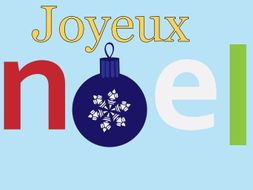 FRENCH - CHRISTMAS - L'hiver et le Noël - Worksheets