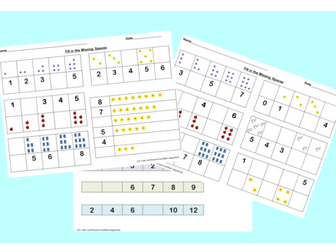 Sequencing Numbers 1-10: Place Value Mastery
