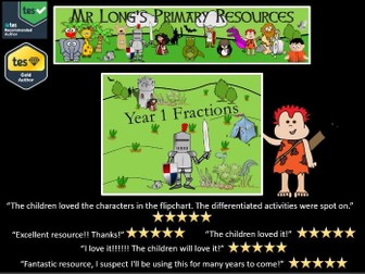 Year 1: Fractions