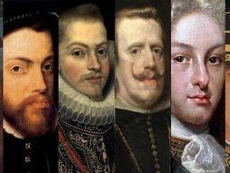 Spanish A-Level 5.2A - La evolución de la monarquía en España (the Spanish monarchy's progression)