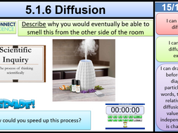 5.1.6 Diffusion KS3 AQA Activate Matter