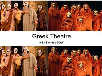 KS3 Drama Greek Theatre Blended SOW