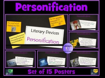 Personification - 15 Posters
