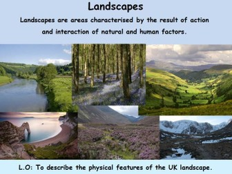 Introduction to UK Physical Landscapes - Coasts