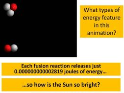 Energy Resources - FREE Lesson