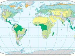 Biosphere location- GCSE Geography - 9-1 NEW