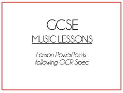 GCSE Music - Chord Inversions and Cadences by cballard85 - Teaching ...