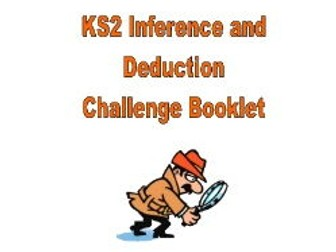 KS2 Inference and Deduction Booklet 4