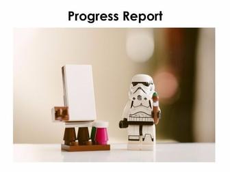 Starter For Ten Enterprise Project. Lesson Thirteen - Progress Report