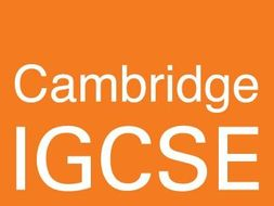 IGCSE Cambridge Chemistrystates of matter & separation science  Atoms, elements & compounds  Periodic table  Formula Mass