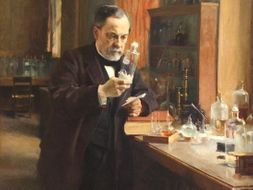 Louis Pasteur and Germ Theory