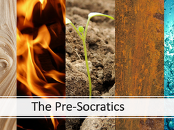 The Pre-Socratics (History of Western Philosophy)