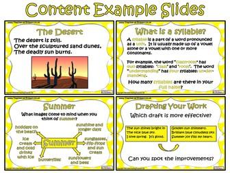 Creating a Summer Haiku  - PowerPoint presentation