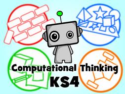 Computational Thinking for KS4