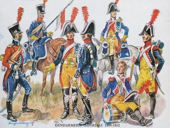 Police, Contol and Terror in Napoleonic France