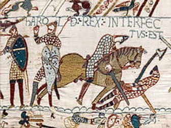 *Updated* The Bayeux Tapestry