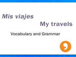 Mis Viajes - My Travels - Review Video Tutorial
