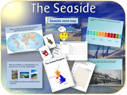 Seaside holidays (history and geography) - PowerPoint lessons and worksheets