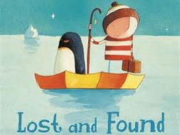 Lost and Found by Oliver Jeffers Resource Pack