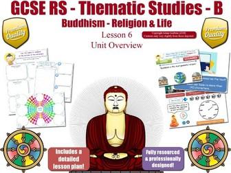 GCSE Buddhism - Abortion, Euthanasia, Animal Experimentation (Religion & Life) Theme B - L6/7