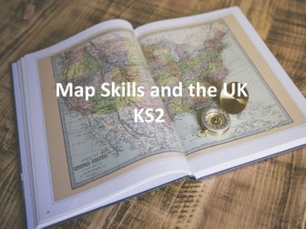 Key Stage 2 Geography - Map Skills and the UK
