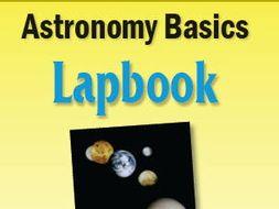 Astronomy Basics Lapbook