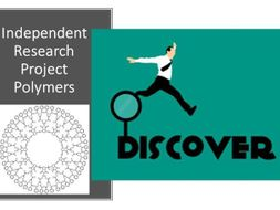 Research project template chemistry - polymers - differentiation tool revised