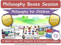 "KS1-3 Philosophy (P4C) ""Epistemology & The Nature of Knowledge"" [Philosophy Boxes]"