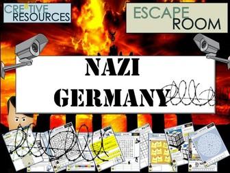 Nazi Germany Escape Room