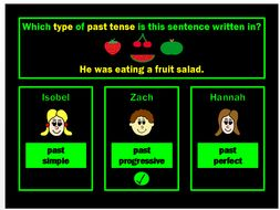 Grammatickx PPT Games Bundle - Sentences