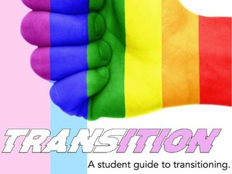 Guide to gender transitioning for LGBT students
