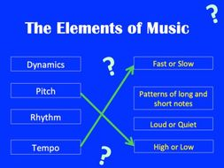 Elements of Music Booklet